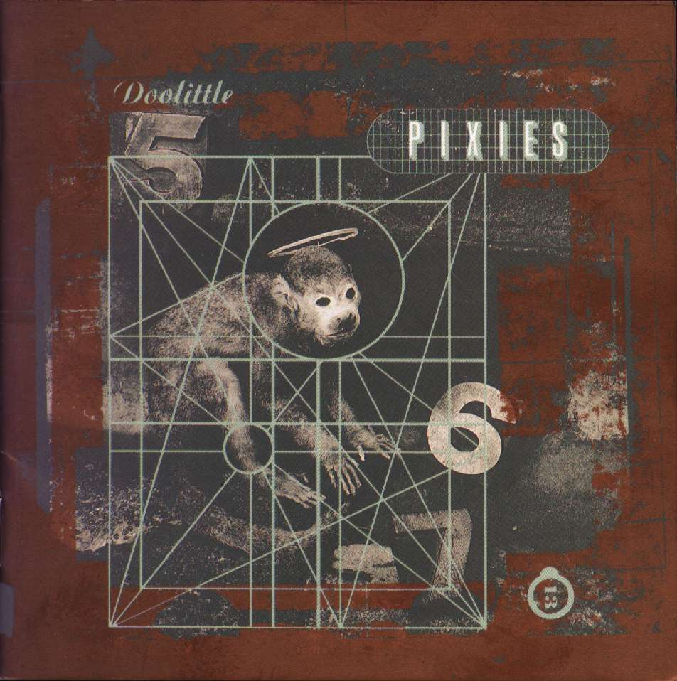 The Pixies regalan un Ep en directo para celebrar el 20 aniversario de Doolittle