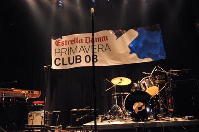 Crónica parcial (Joy Slava) del Primavera Club 2008 en Madrid