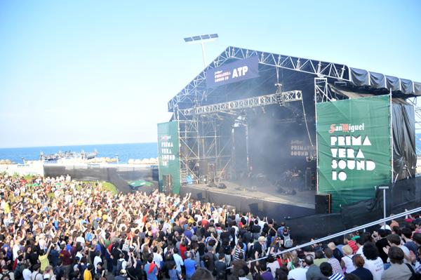 Los diez primeros del Primavera Sound 2011