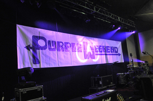Cartelazo para el Purple Weekend 2011: Buzzcoks, Lambrettas, Barracudas o Al Supersonic