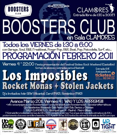 MODRID, febrero 2011