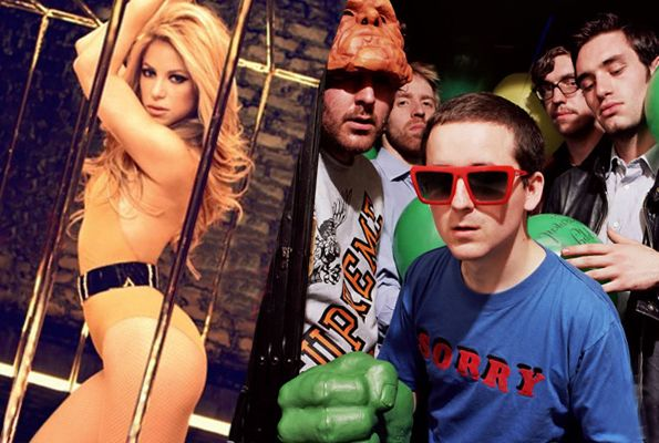 Hot Chip remezclan el She Wolf de Shakira