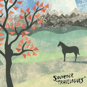 Ya se puede escuchar Travelogues, el nuevo disco de Souvenir