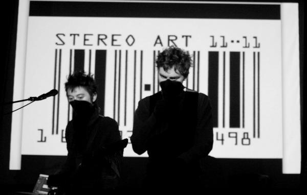 stereo art