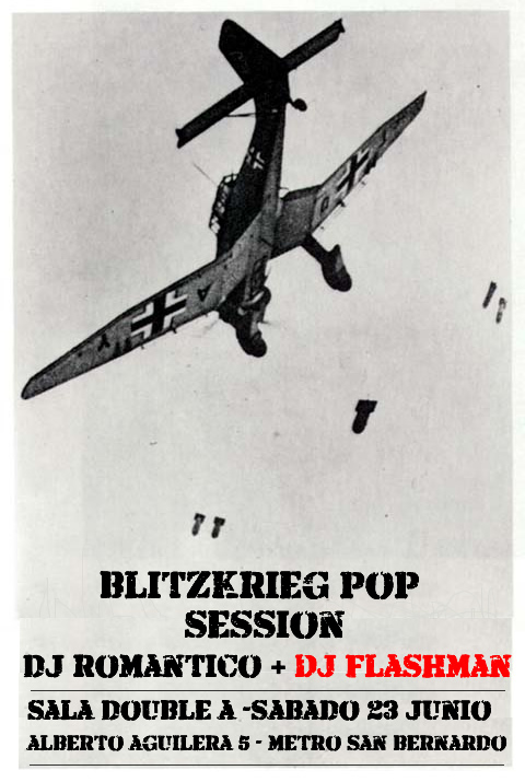 Blitzkrieg Pop Session