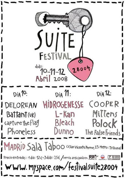 Festival Malasaña Suite 28004