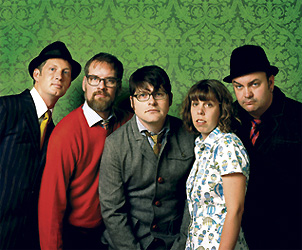 The King is Death de The Decemberists, número 1 en USA con 93.567 copias vendidas en una semana