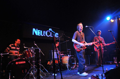The Wave Pictures en el Neu! Club: Seguramente, el mejor concierto del 2009